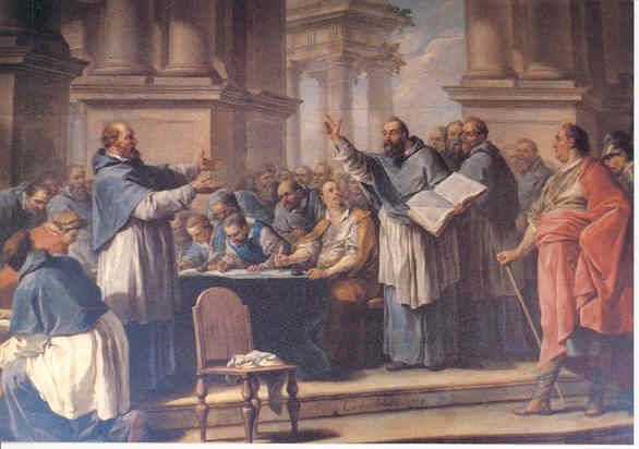 Augustine and the Donatists