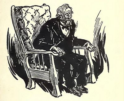 Jekyll Hyde chapter 6, artwork by Charles Raymond Macauley for the 1904 edition