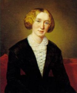 George Eliot, author of Silas Marner
