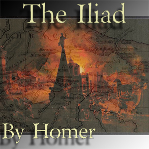 Iliad cover art, courtesy of Librivox