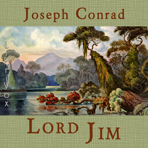 Lord Jim cover art, courtesy of Librivox