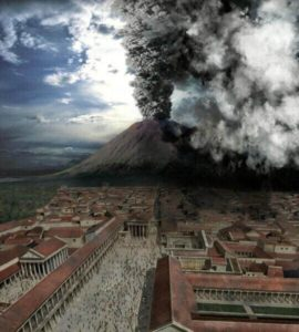 Pompeii: The Last Day, computer generated image.  This image is copyrighted. The copyright holder allows anyone to use it for any purpose.Media from the Discovery Channel's Pompeii: The Last Day, courtesy of Crew Creative, Ltd.